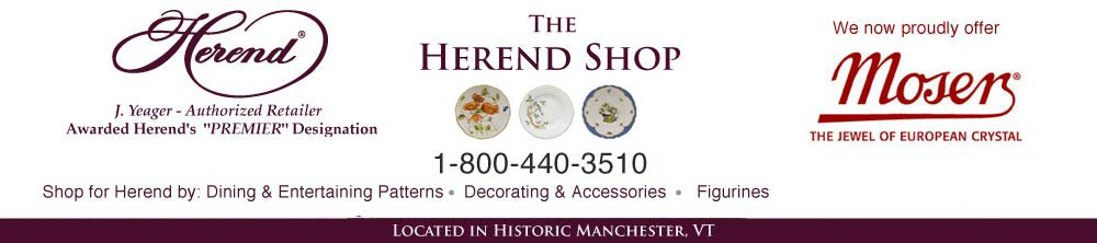 Herend Shop by J. Yeager